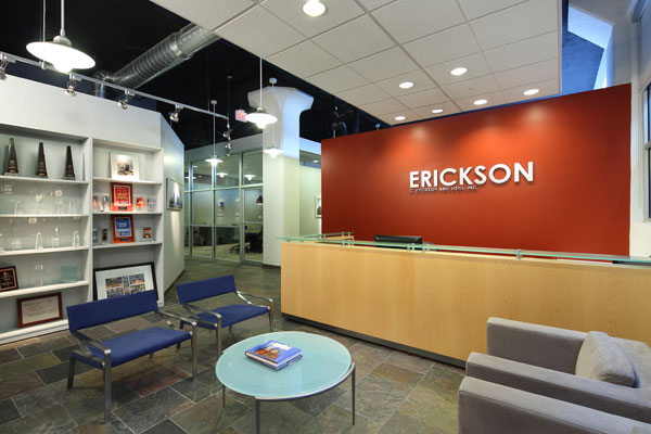 Erickson Philadelphia Headquarters Lobby